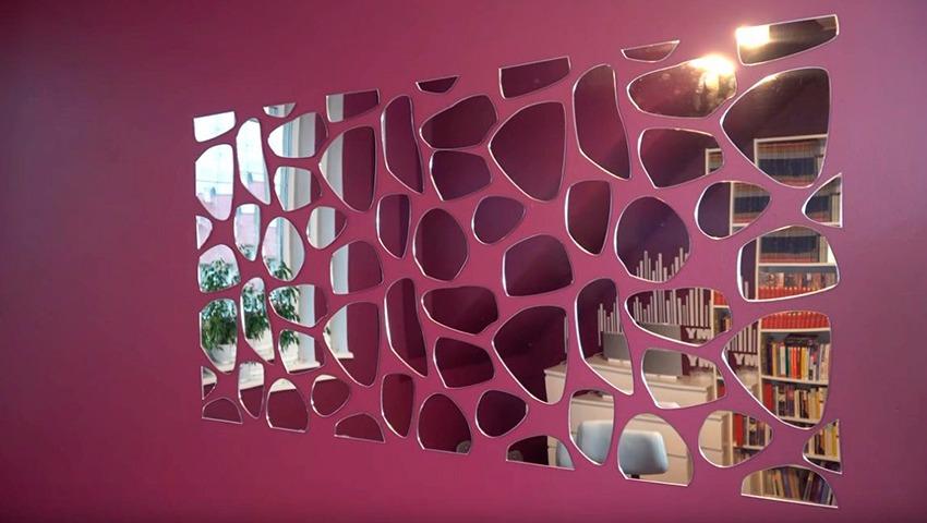 Espejo decorativo en Valencia