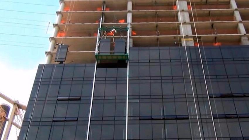 Instaladores de muro cortina en Valencia