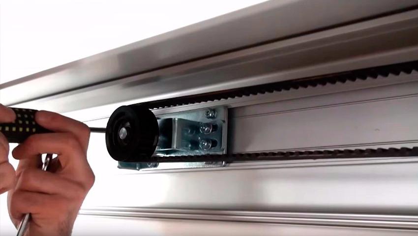 Automatismos para puertas de cristal